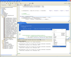 Maude Development Tools screenshot